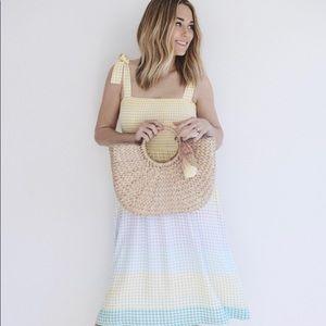 Lc Lauren Conrad Rainbow Love Dress 🌈